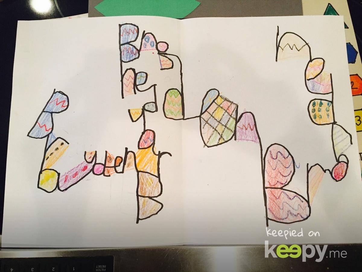 Keepy Card by Jennifer