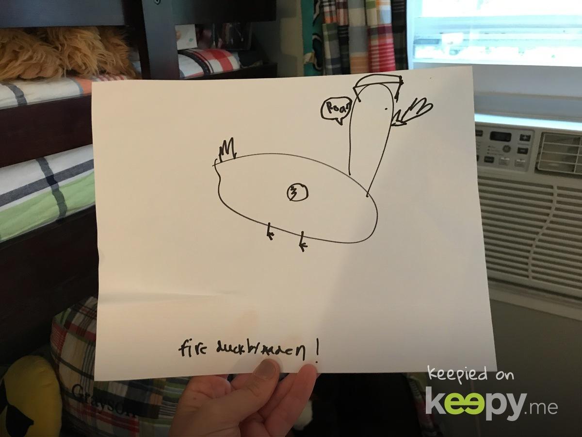 Keepy Card by Erin Wik