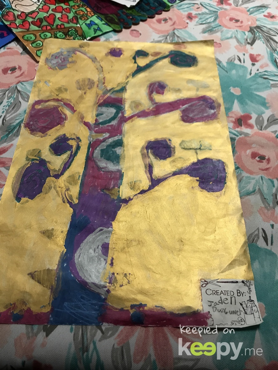 Art project 2nd grade