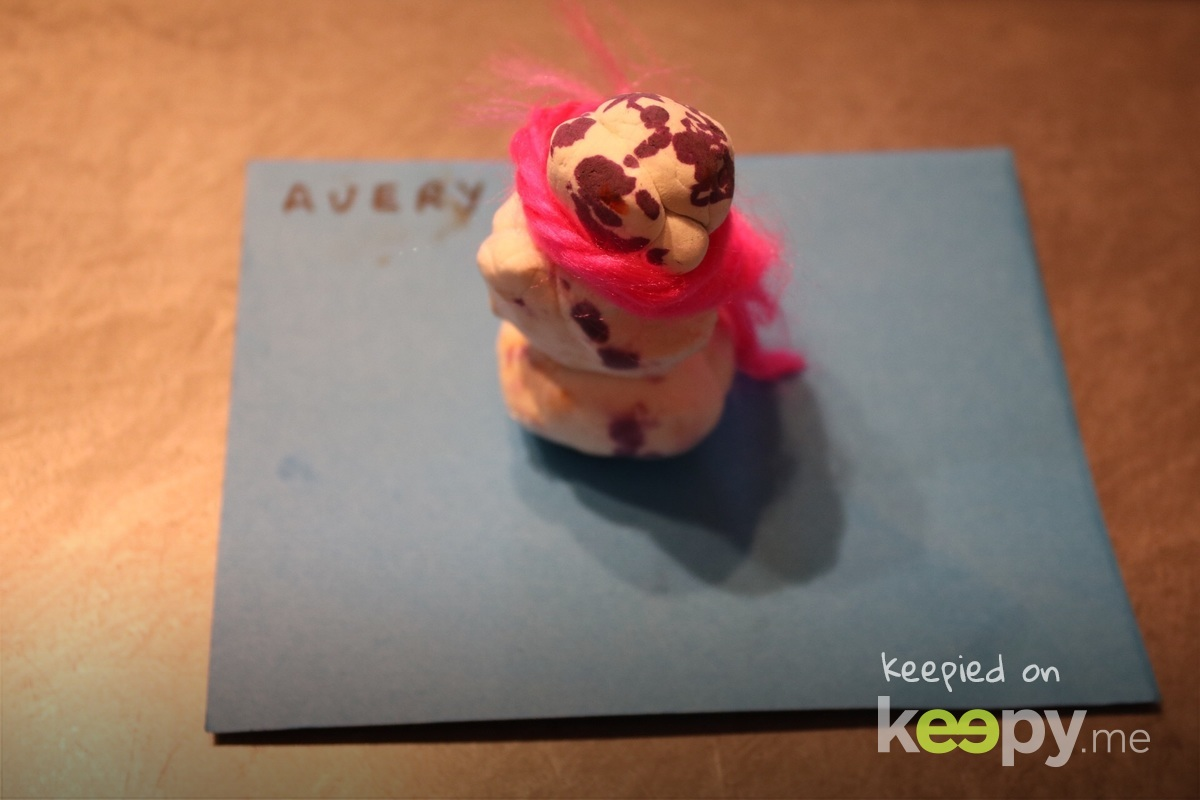Keepy Card by Laura