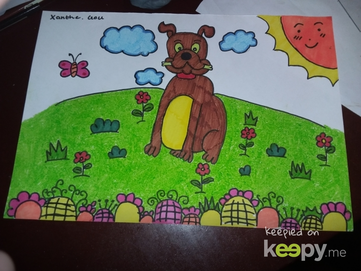 Keepy Card by XANTHE