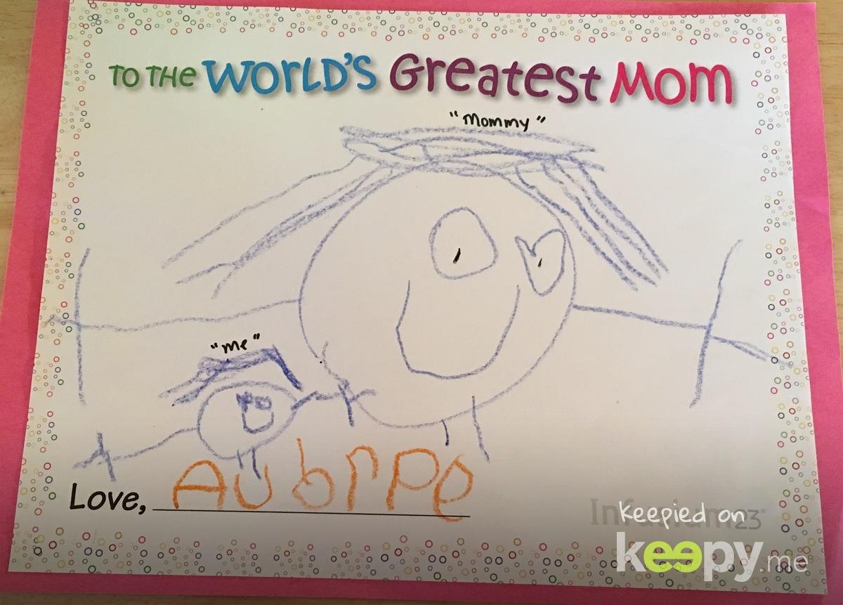 World's Greatest Mom!