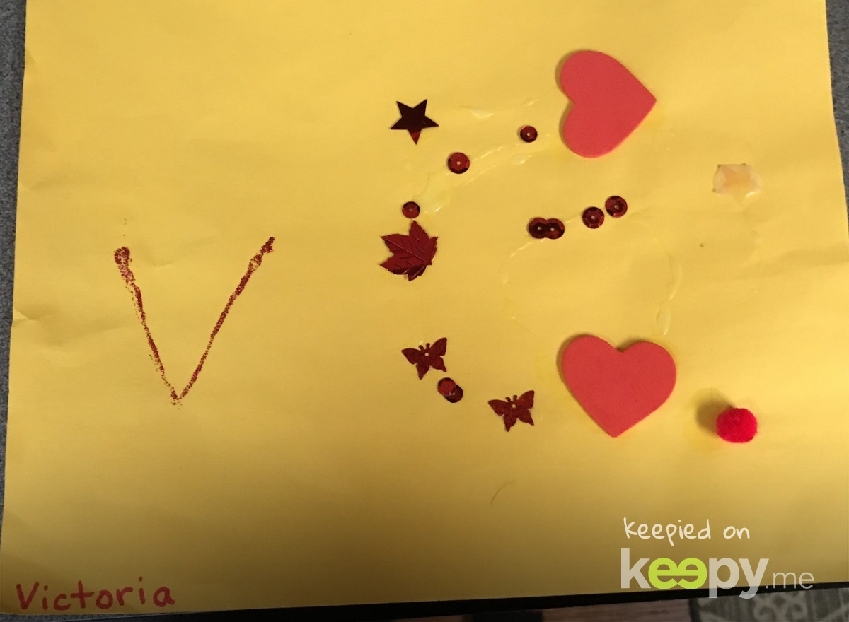 Keepy Card by Nicole
