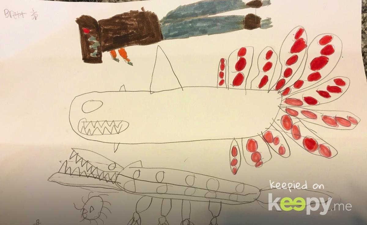 Land monsters & Sea monsters