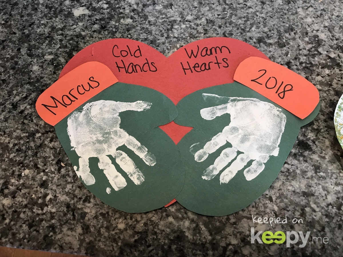 Keepy Card by Carrie