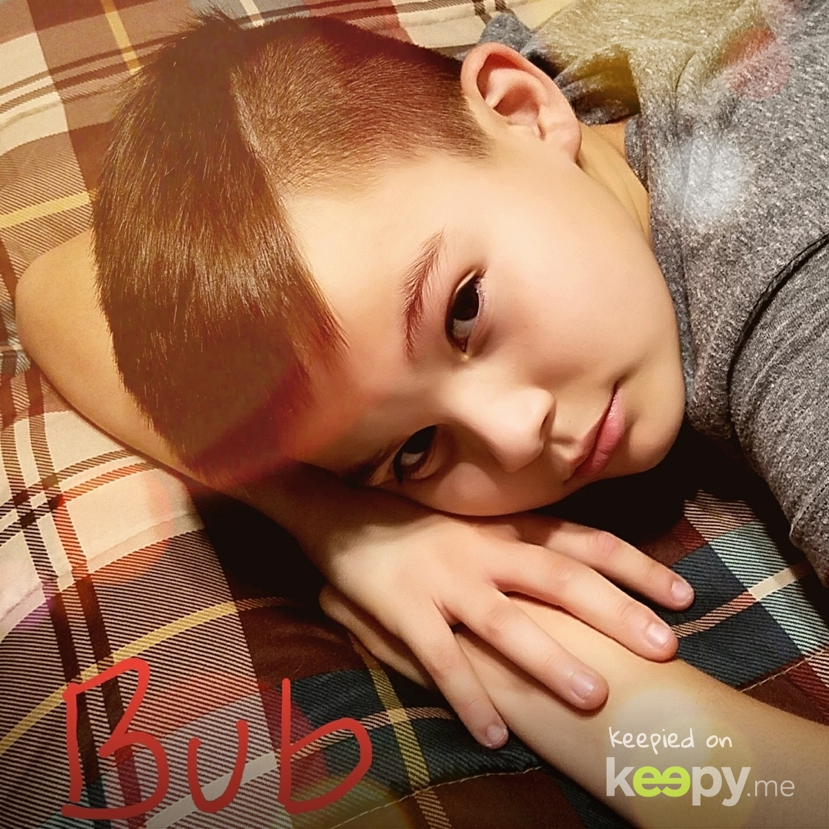 Keepy Card by Kimberly