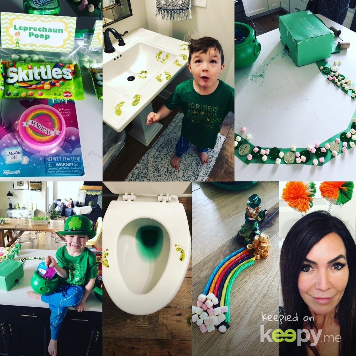 St. Patrick's Day Shenanigans 🍀