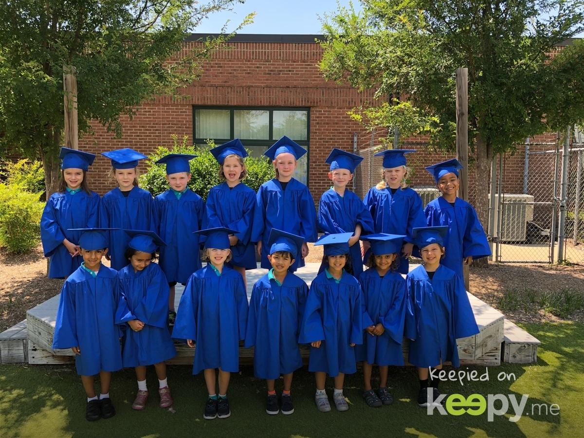 Graduation class from preK to Kindergarten  » Keepy.me