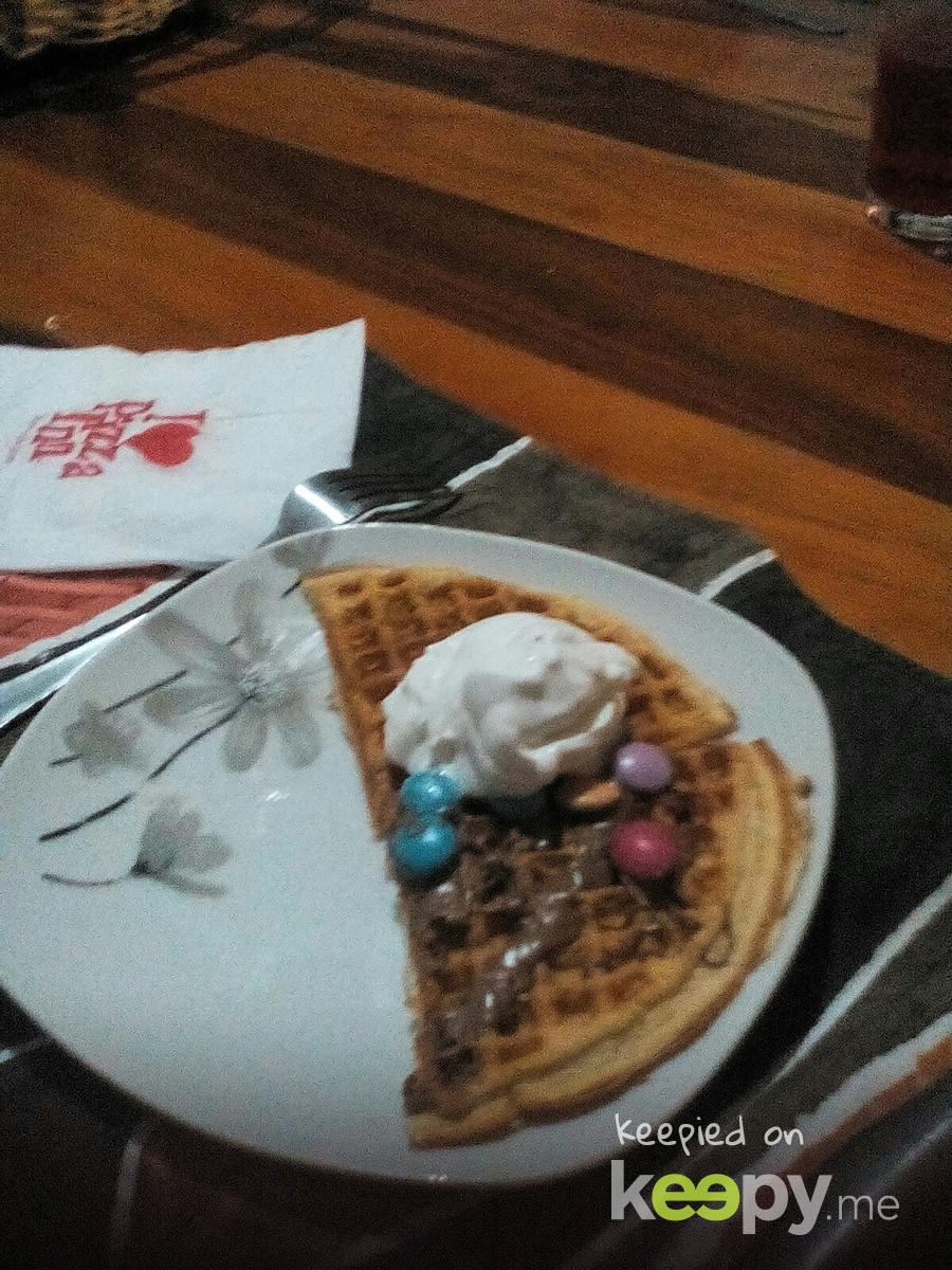 #Waffle night! » Keepy.me
