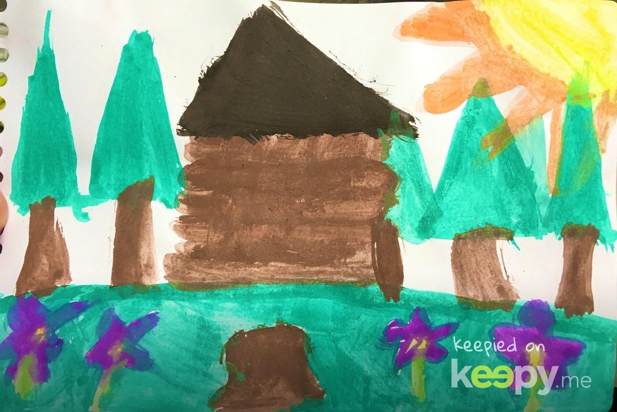 #Watercolor by #RoslynJ » Keepy.me