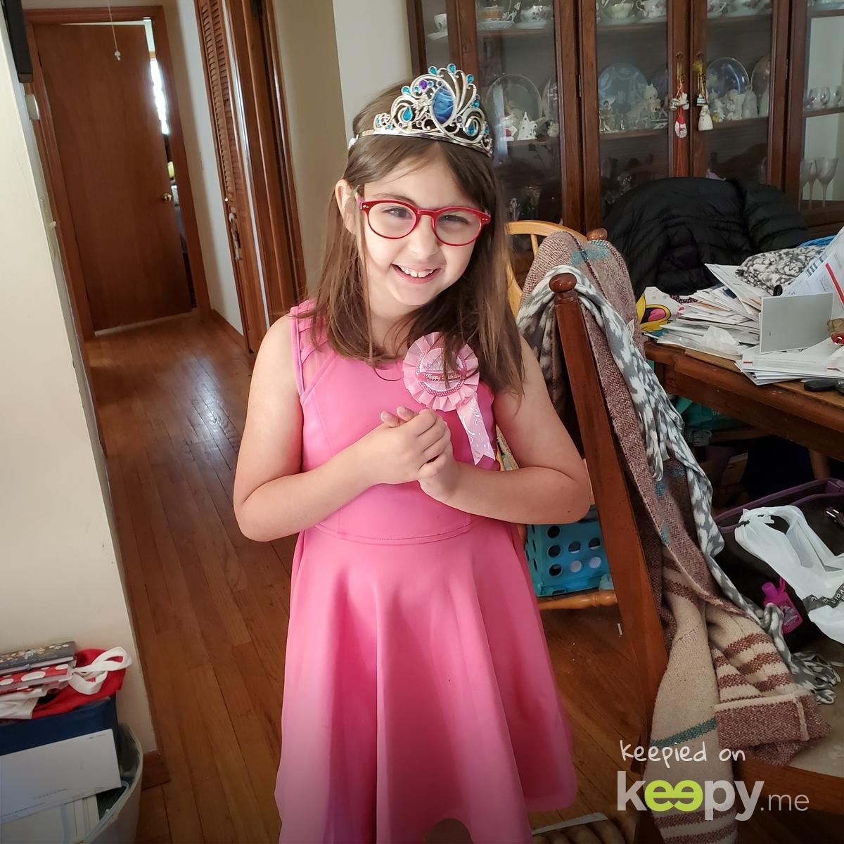samantha 8 birthday » Keepy.me