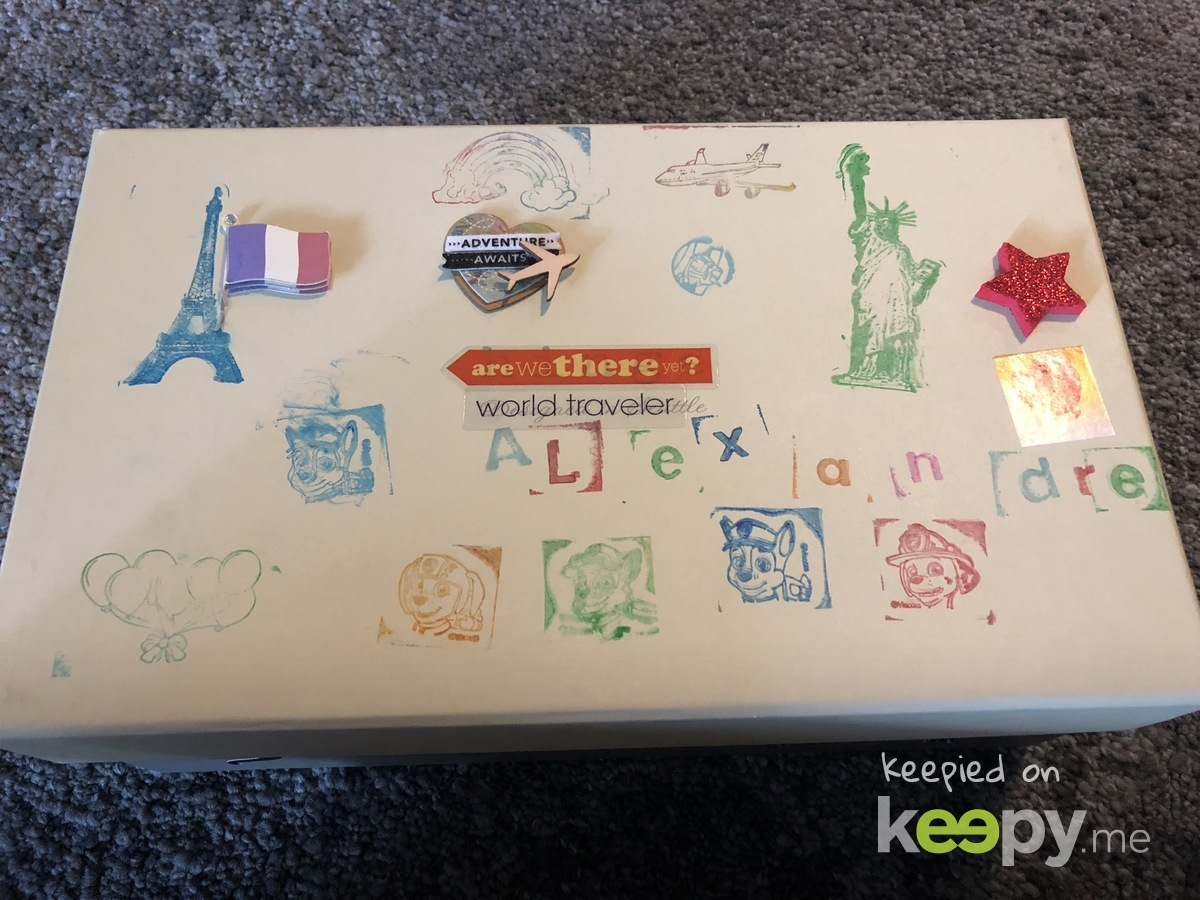 Chatter box » Keepy.me