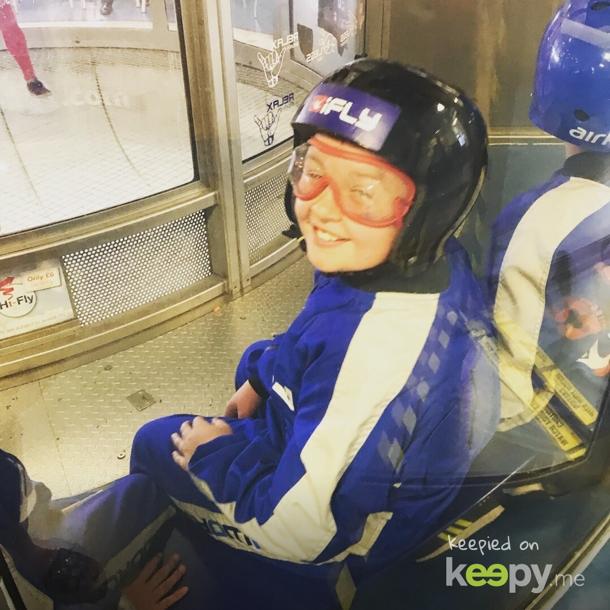 Skydiving for your 11th birthday  » Keepy.me