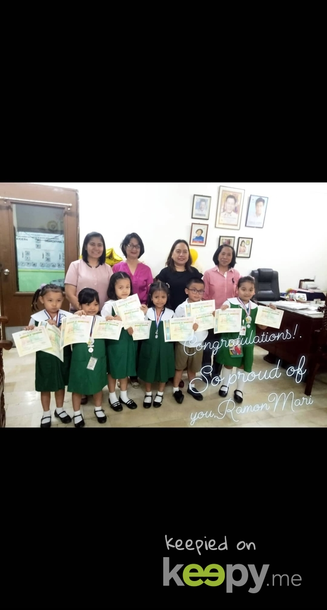 Storytelling,2nd placer. Pround Mama here! » Keepy.me