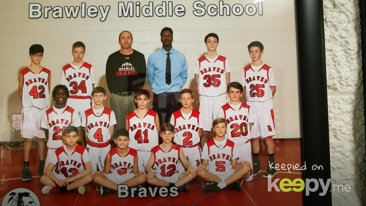 Brawley Middle School team » Keepy.me