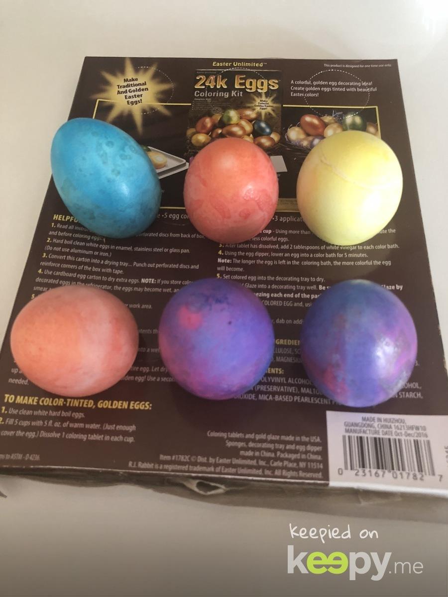 Hand made Easter eggs  » Keepy.me