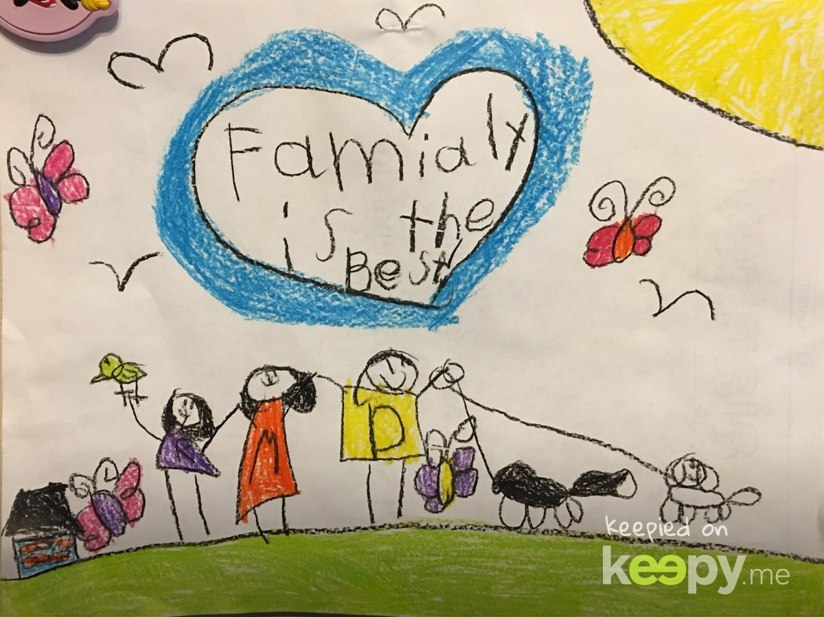 Family is the best!  » Keepy.me