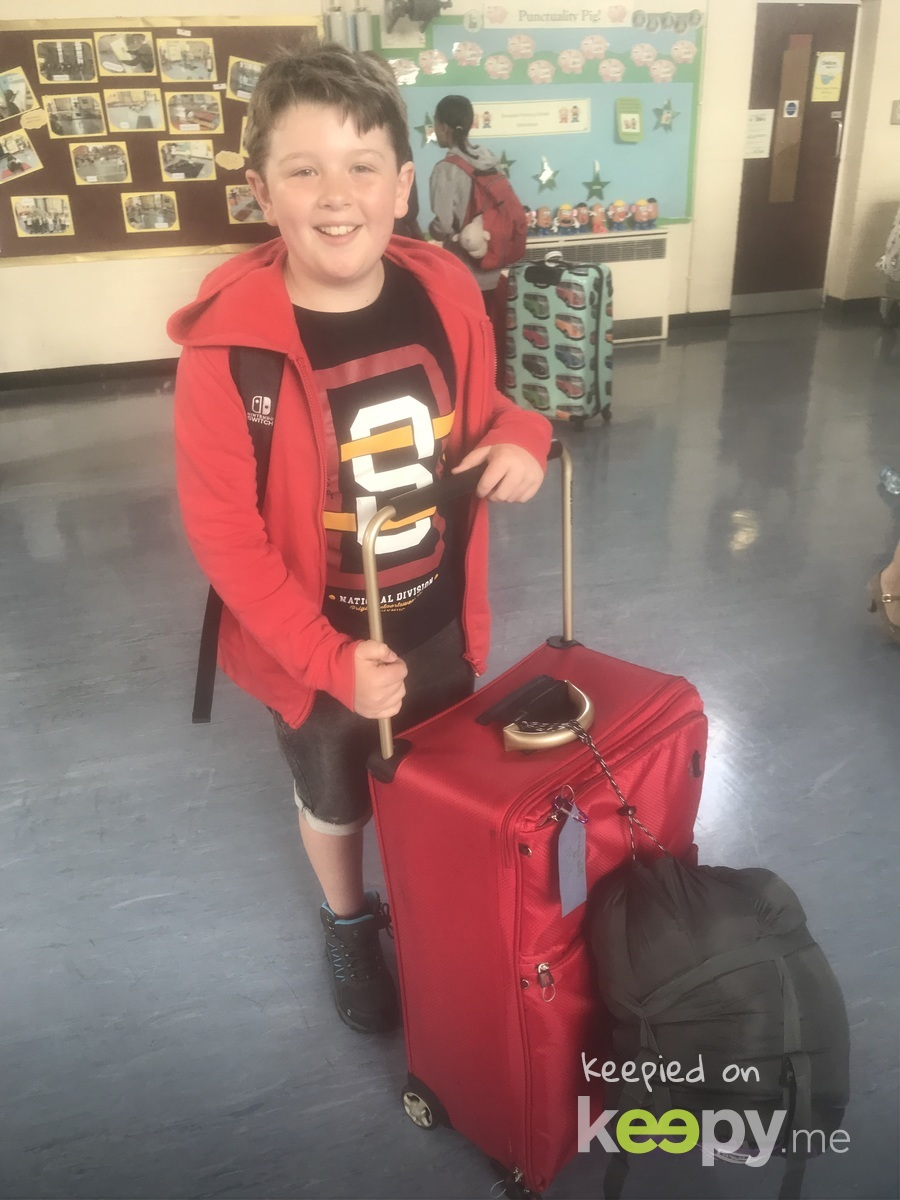 Off for a week's residential in the Isle of Man » Keepy.me