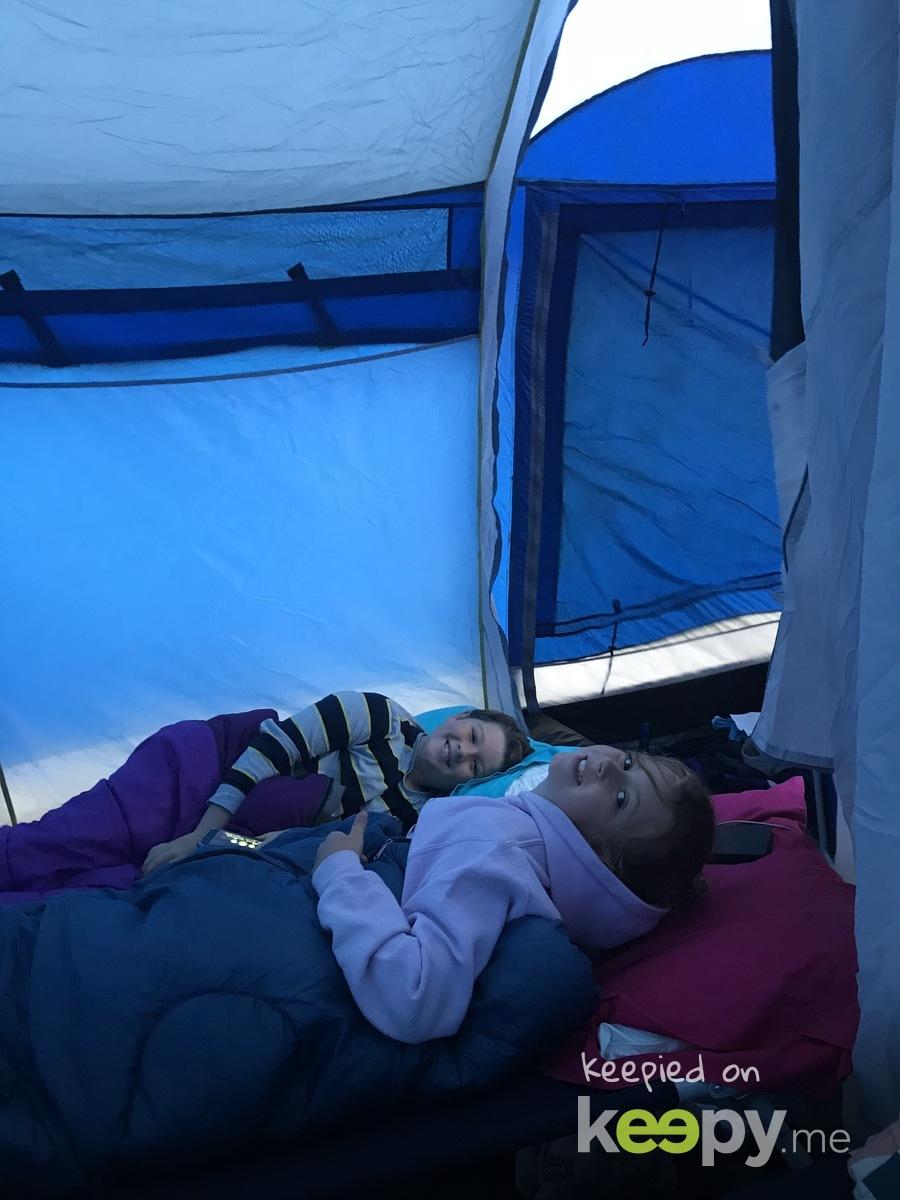 Stormy camping trip in Abersoch. » Keepy.me