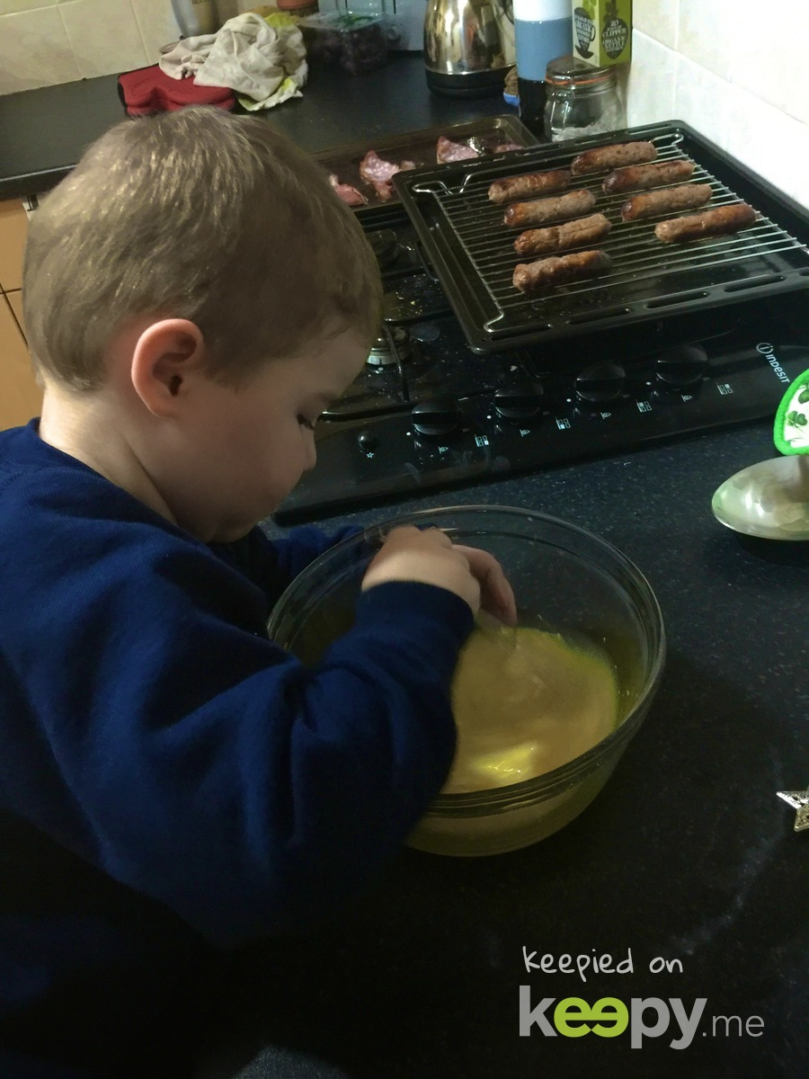 Loves helping in the kitchen  » Keepy.me