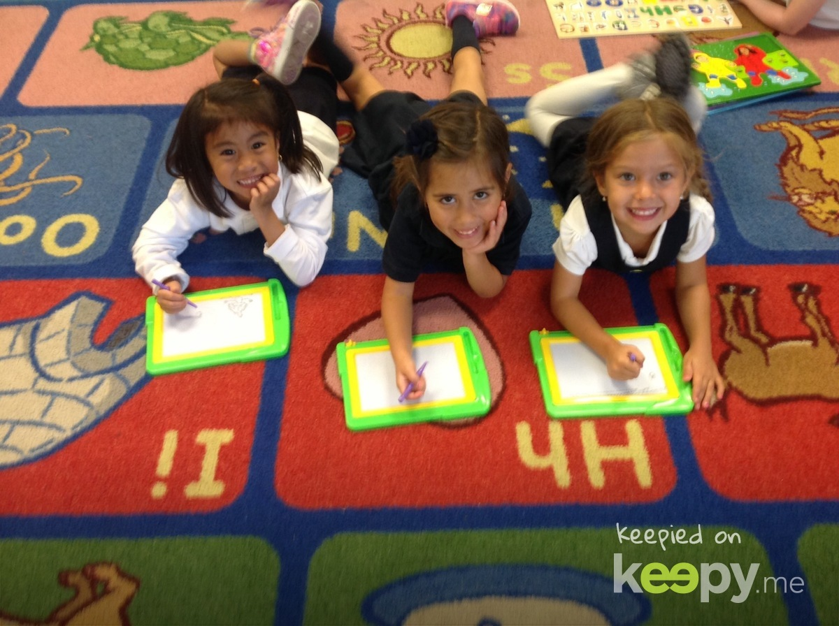 Having fun in kindergarten  » Keepy.me