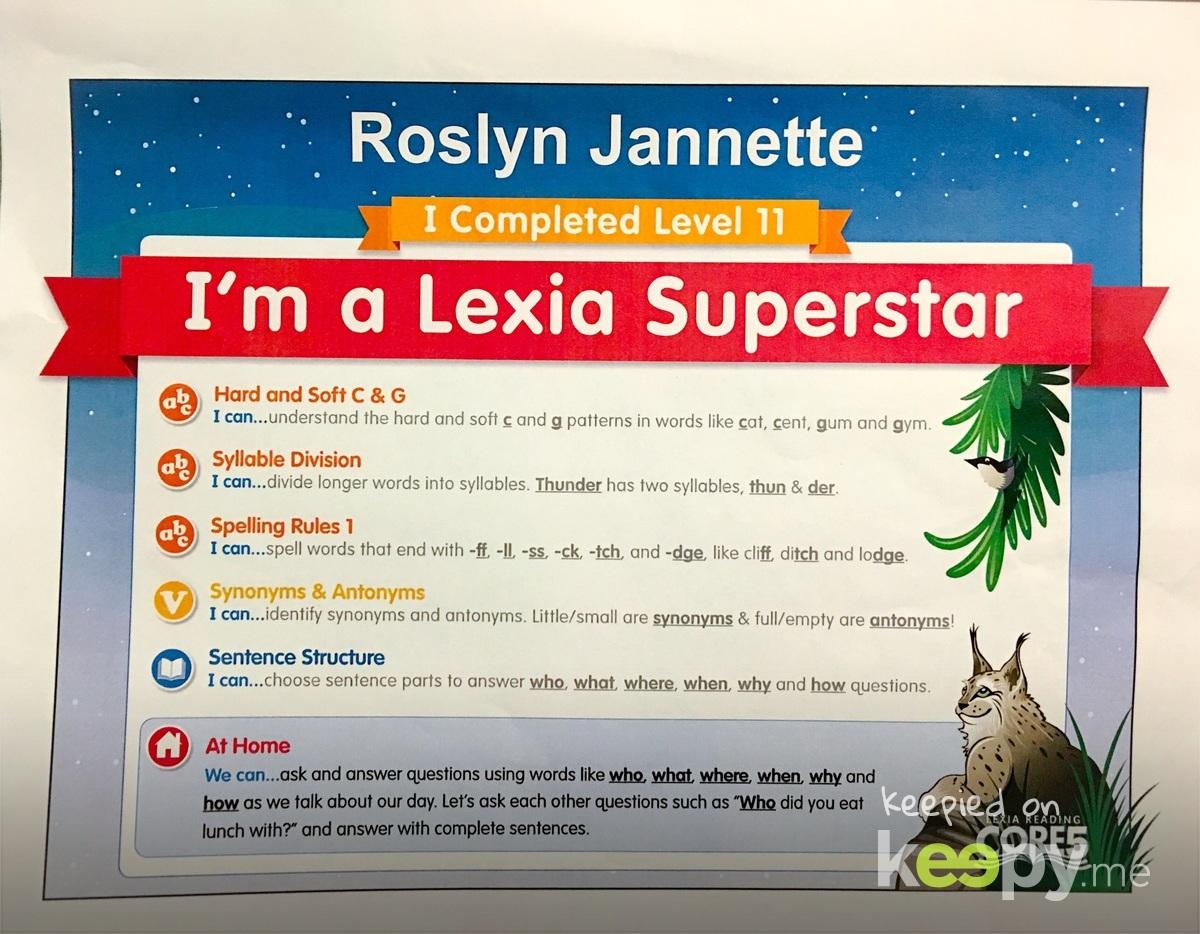 Reading superstar  » Keepy.me