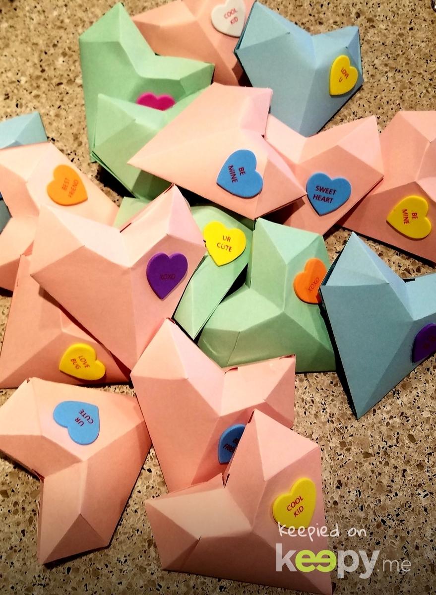 Zander's Valentine's » Keepy.me