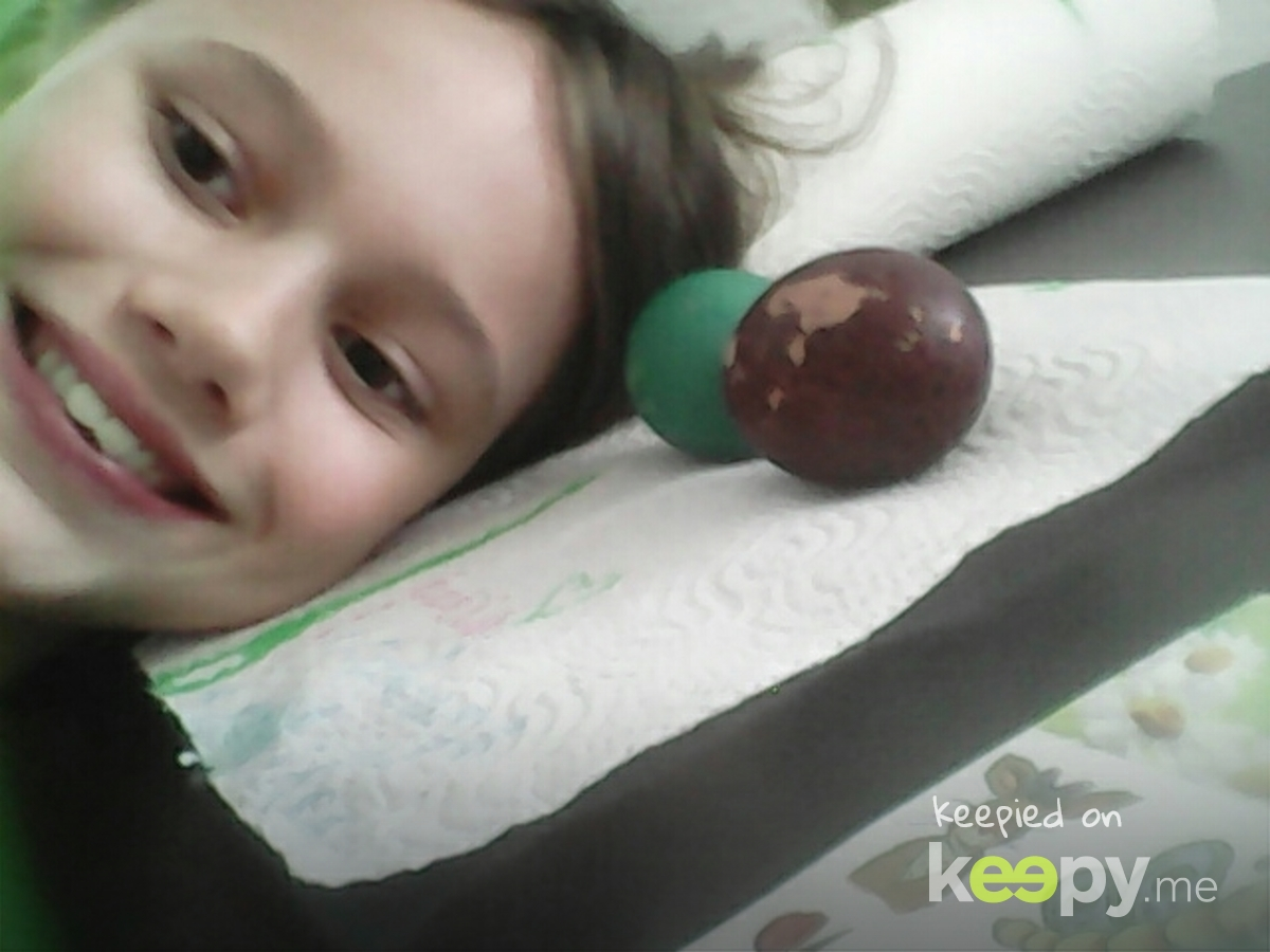 Ingo saved this awesome photo of Clara on Keepy